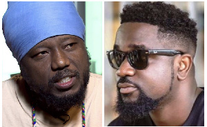 Blakk Rasta and Sarkodie