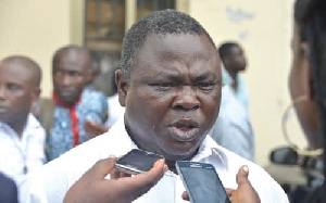 Albert Commey is a former GFA Executive Member