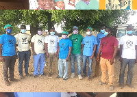 Some members of the NGO, Kog Kriationz Network