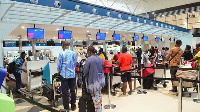 File Photo: Travellers will pay $150 for testing