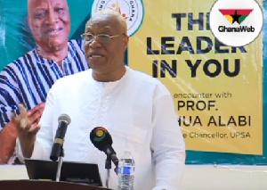 Professor Joshua Alabi10