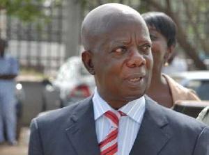 Kwadwo Okyere Mpiani, former Chief of Staff