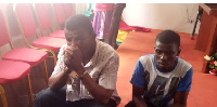 The suspects lured the victim with Yoghurt, took him to an uncompleted building where he was killed