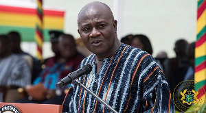 Dan Botwe, Minister for Local Government and Rural Development