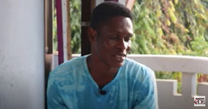 Abraham Kwabena has advised the youth against engaging in galamsey