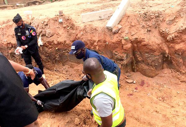 'Galamsey' pit crashes two to death in the Ashanti Region