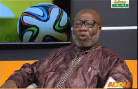 Former NDC Central Regional Chairman, Allotey Jacobs
