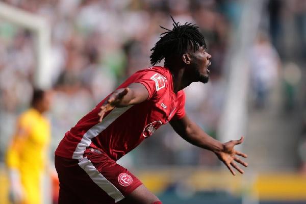 Kasim Adams thrilled with Bundesliga return