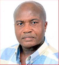 Mr Stephen Ayensu Ntim