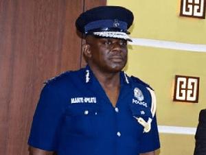 David Asante-Apeatu, Inspector-General of Police