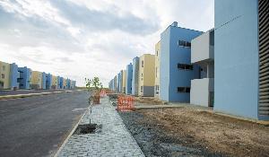 Saglemi Housing Project John Mahamas Achievement Legacy 4