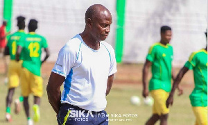 Coach W.O Paul Tandoh