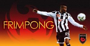 Yaw Frimpong Phoenix