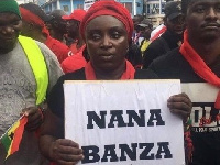 Newly-elected National Women's Organiser of the NDC, Dr Louisa Hanna Bissiw