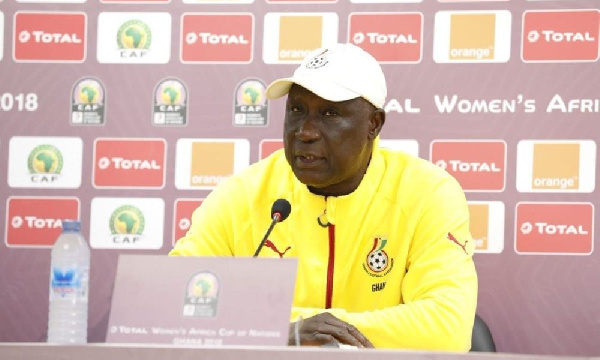 Legon Cities: We hope hard work in training pays off against Liberty–Bashir Hayford