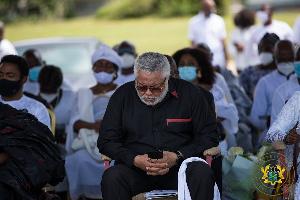 Rawlings Funeral 20201