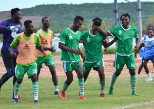 Elmina Sharks with another win