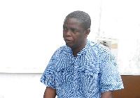 Kwesi Pratt Jnr., Managing Editor of the Insight newspaper
