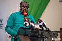 National Chairman of the NDC, Samuel Ofusu-Ampofo