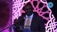 Deputy Minister forTrade and Industry, Robert Ahomka-Lindsay