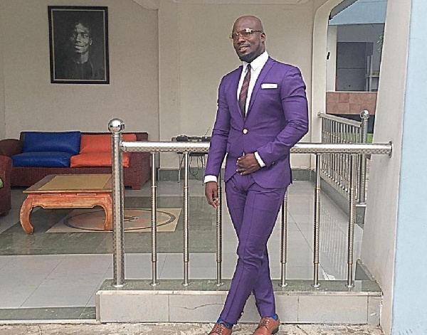 'Chorkor' inspired my fashion sense - Stephen Appiah