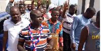 Iddrisu Salia Kamara said he will win the Parliamentary elections to honor his late brother