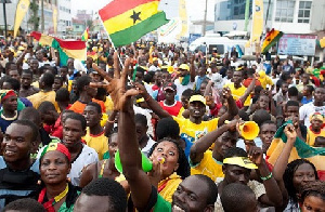 Ghanaians Takeover Thestreets