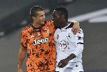 Playing against 'idol' Cristiano Ronaldo was motivating - Emmanuel Gyasi