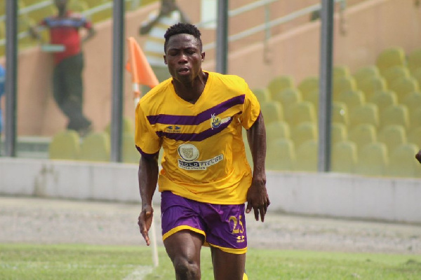 Justice Blay scores twice as Medeama hammer Vision Soccer Academy 19-1 in pre-season friendly