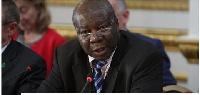 Ambassador Kwesi Quartey