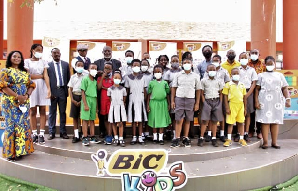 BIC® launches BIC® Junior Art Master Challenge for basic schools