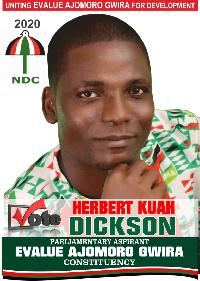 Poster of Herbert Kuah Dickson