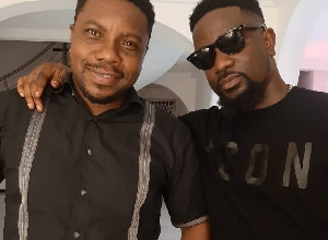 King of Accra and Sarkodie
