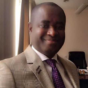 NDC 2020 Campaign Spokesperson, James Agyenim-Boateng