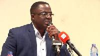 Ben Nunoo Mensah, President of Ghana Olympic Committee (GOC)