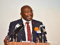 Vice-President, Dr. Mahamadu Bawumia