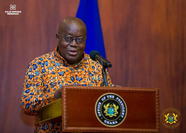Ghanaians hit back at Nigerians for disrespecting President Akufo-Addo