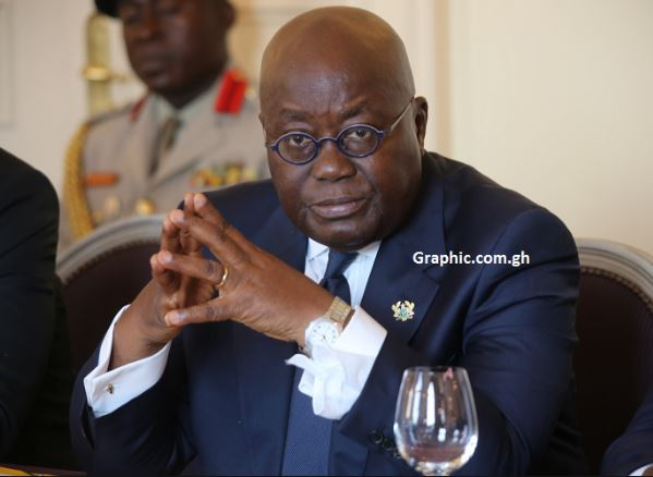 I have done well to deserve another term – Akufo-Addo raps