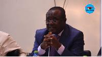Member of Parliament, Joe Osei Owusu