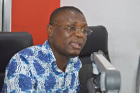 Kofi Adams, NDC National Organiser