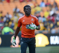 Black Stars goalkeeper, Fatau Dauda