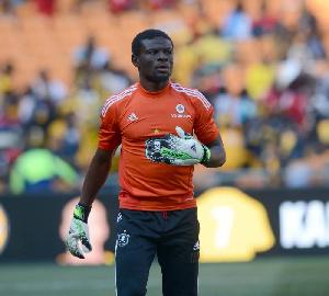 Goalkeeper Fatau Dauda