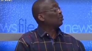 Abdul Malik Kweku Baako, Editor-in-Chief of the New Crusading Guide