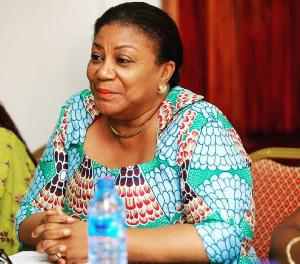 First Lady, Rebecca Akufo-Addo