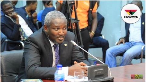 Perry Okudzeto, Deputy Sports Minister