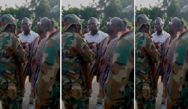 Deputy Defence Minister fumes after man issued threats to military at Banda