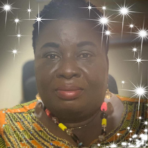 The late Gertrude Naa Ankrah