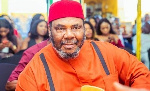 Veteran Nigerian actor, Pete Edochie