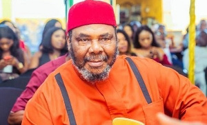 Pete Edochie is a Nigerian actor