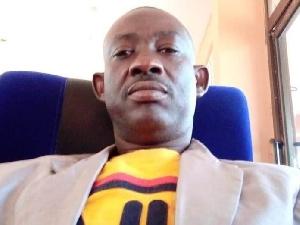 Bakari Jamani, new Presiding Member of Bole